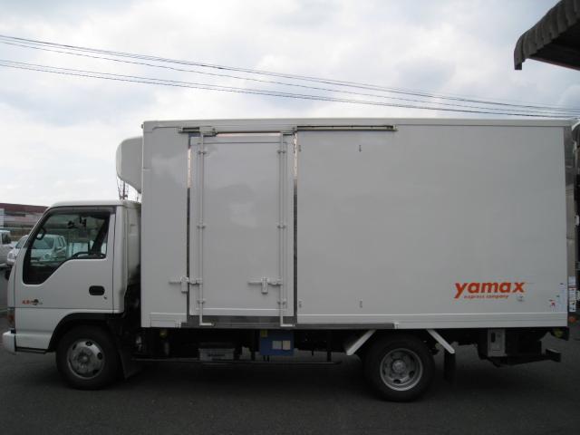 3t 冷凍車( 箱)