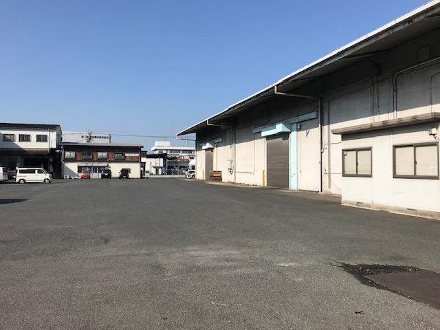 西港第4倉庫