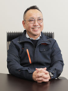 代表取締役 山田 雄二